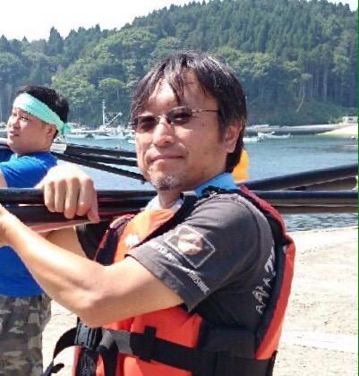 代表理事金藤の画像